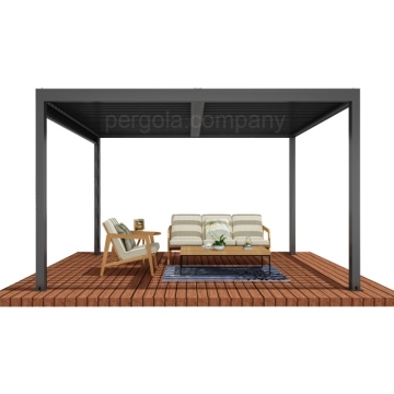 Patio outdoor living spaces house furniture sets aluminium roof louver sunroom for sale