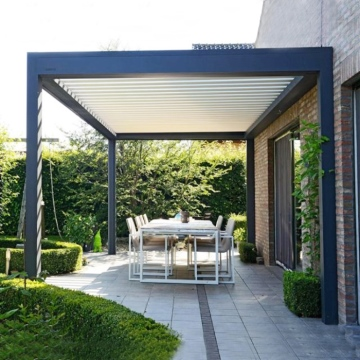 Outdoor Aluminum Garage Carport/ double carport polycarbonate