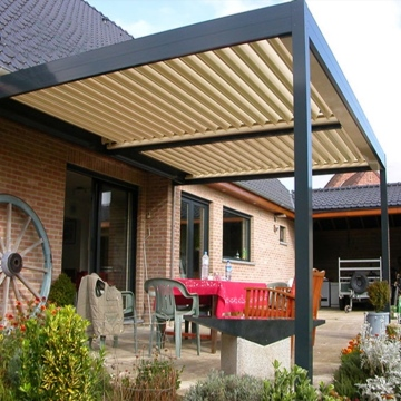 Modern Strong Aluminum Cantilever Carport Shading